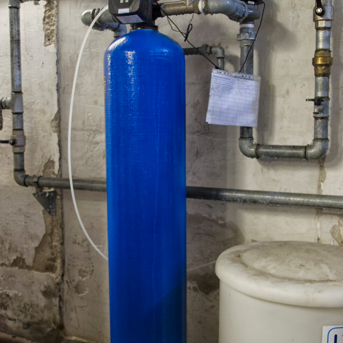 water softener repair installation